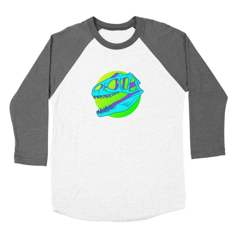 Neonadon Women's Longsleeve T-Shirt by Quick Brown Fox