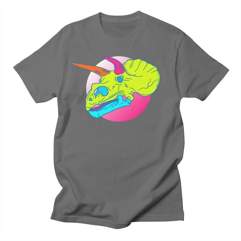 Radceratops Men's T-Shirt by Quick Brown Fox