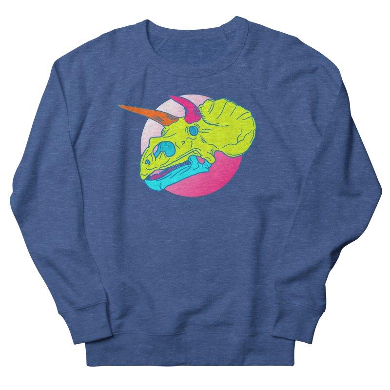 Radceratops Men's Sweatshirt by Quick Brown Fox