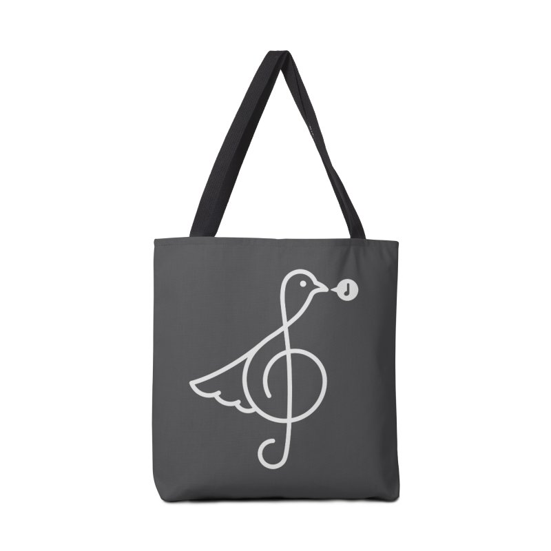 Bird Song Accessories Bag by Quick Brown Fox