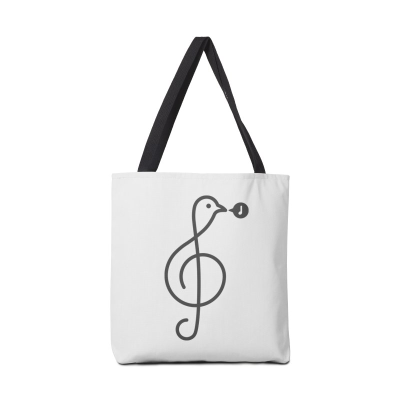 Song Bird Accessories Bag by Quick Brown Fox