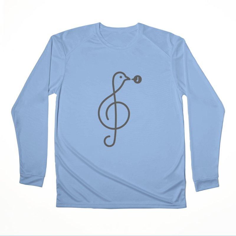 Song Bird Women's Longsleeve T-Shirt by Quick Brown Fox