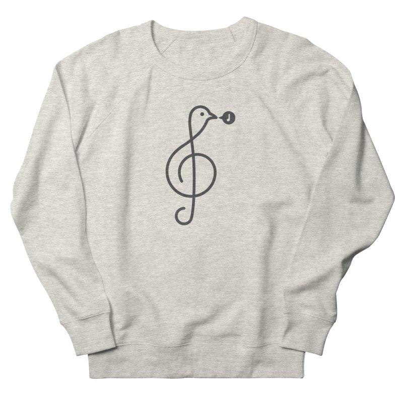 Song Bird Men's Sweatshirt by Quick Brown Fox