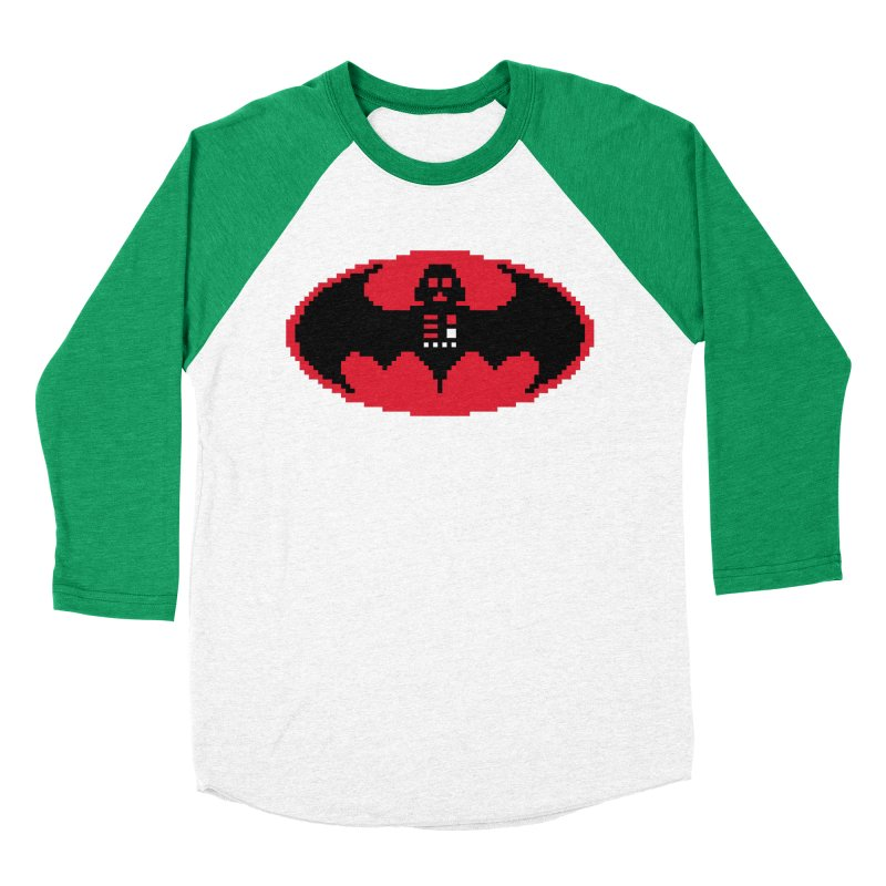 The Villain the Empire Needs Women's Baseball Triblend T-Shirt by Quick Brown Fox