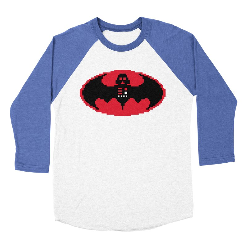 The Villain the Empire Needs Men's Baseball Triblend T-Shirt by Quick Brown Fox