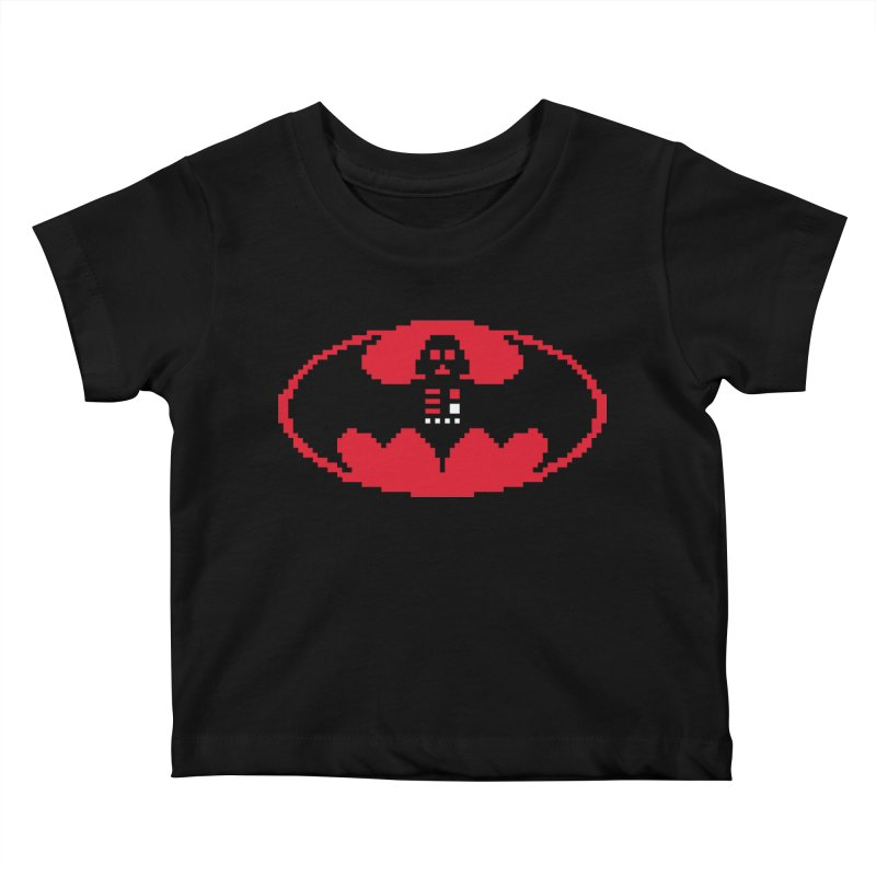 The Villain the Empire Needs Kids Baby T-Shirt by Quick Brown Fox