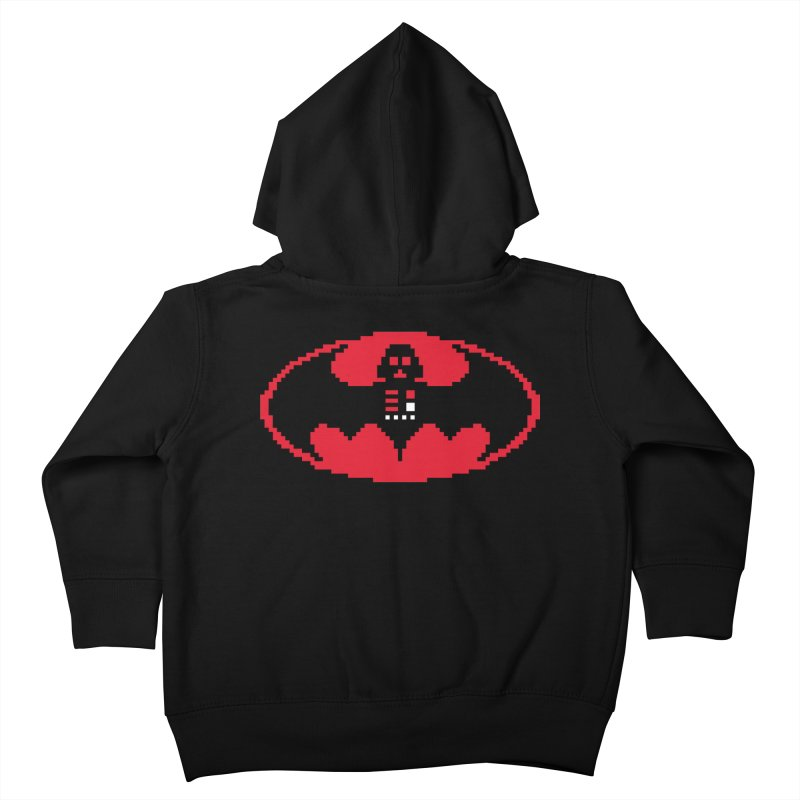 The Villain the Empire Needs Kids Toddler Zip-Up Hoody by Quick Brown Fox