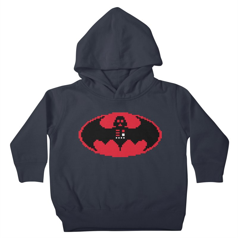 The Villain the Empire Needs Kids Toddler Pullover Hoody by Quick Brown Fox