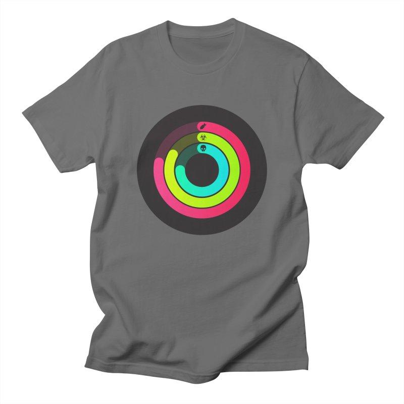Apocalypse Watch™ Men's T-Shirt by Quick Brown Fox
