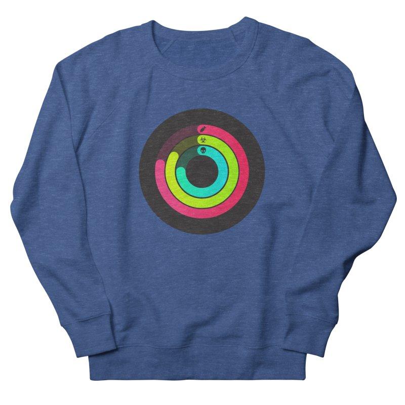 Apocalypse Watch™ Men's Sweatshirt by Quick Brown Fox