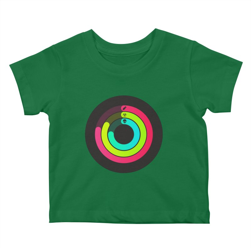 Apocalypse Watch™ Kids Baby T-Shirt by Quick Brown Fox