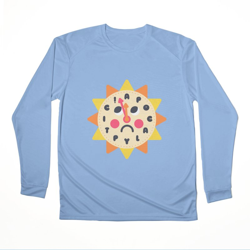 What's the Time Kids? Men's Longsleeve T-Shirt by Quick Brown Fox
