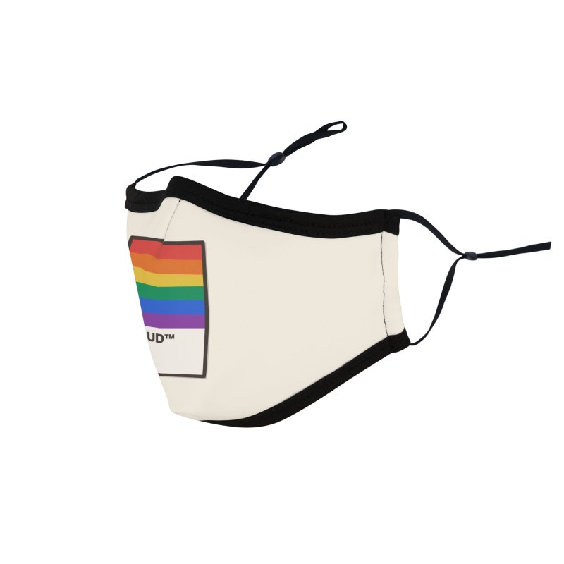 True Colors Accessories Face Mask by Quick Brown Fox