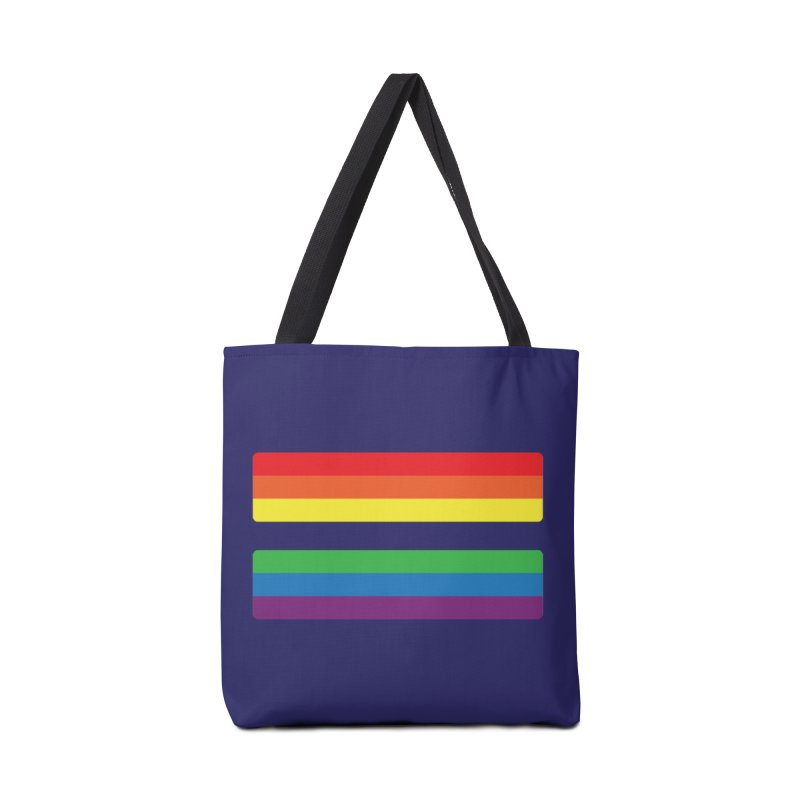 Equals Accessories Bag by Quick Brown Fox