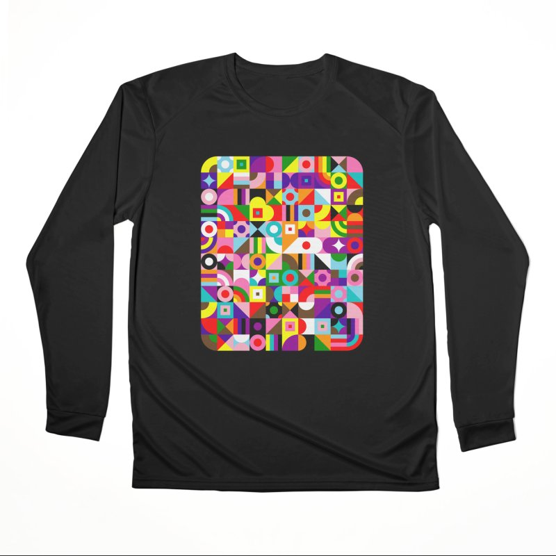 Dream in Color Men's Longsleeve T-Shirt by Quick Brown Fox