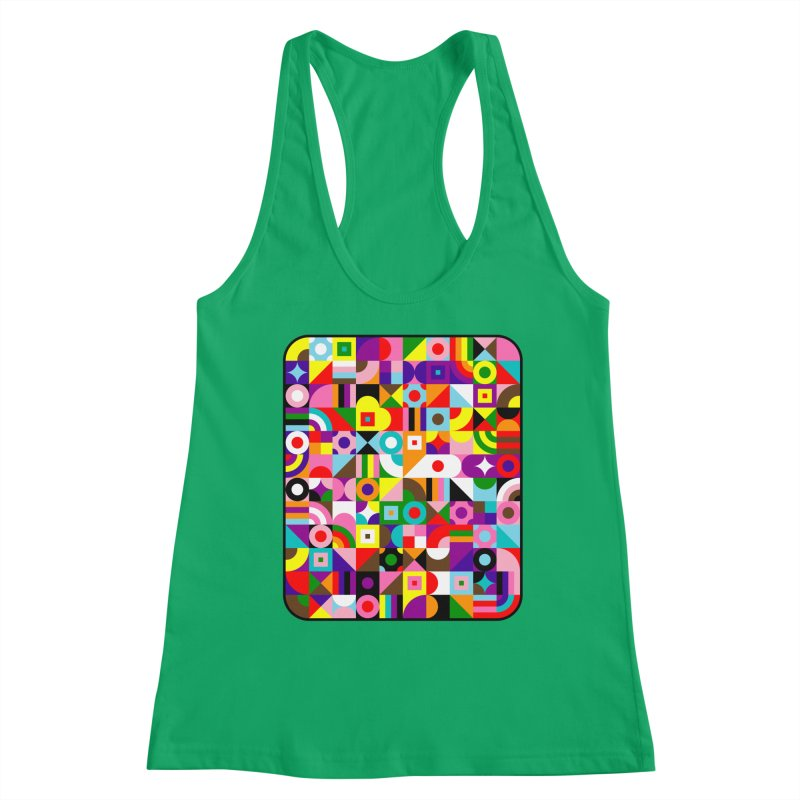 Dream in Color Women's Tank by Quick Brown Fox