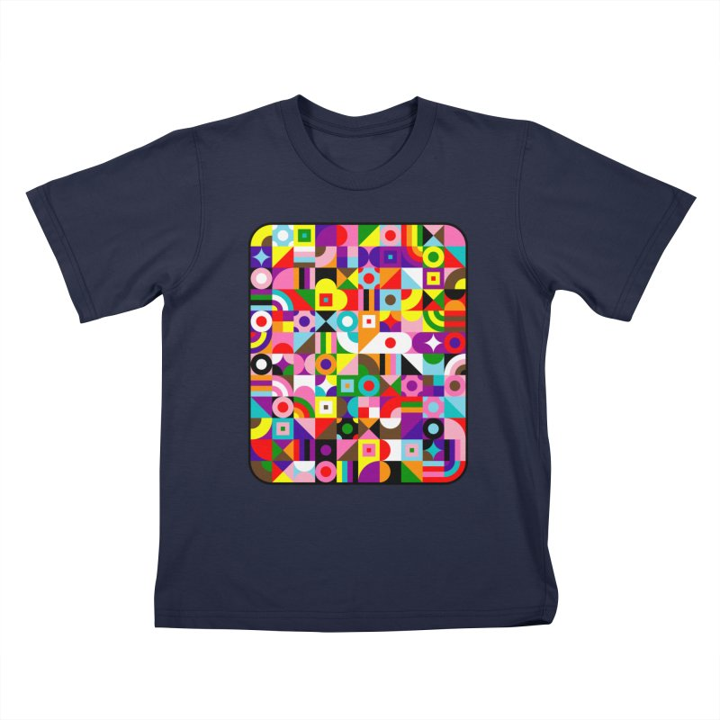 Dream in Color Kids T-Shirt by Quick Brown Fox