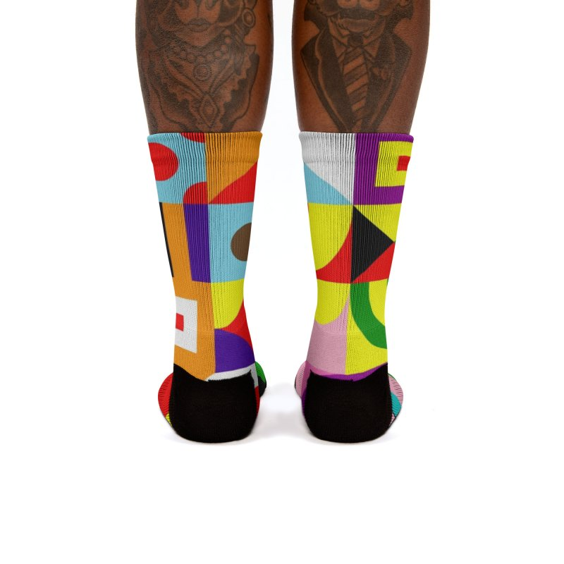 Dream in Color Women's Socks by Quick Brown Fox