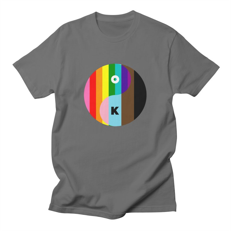 Equilibrium Men's T-Shirt by Quick Brown Fox