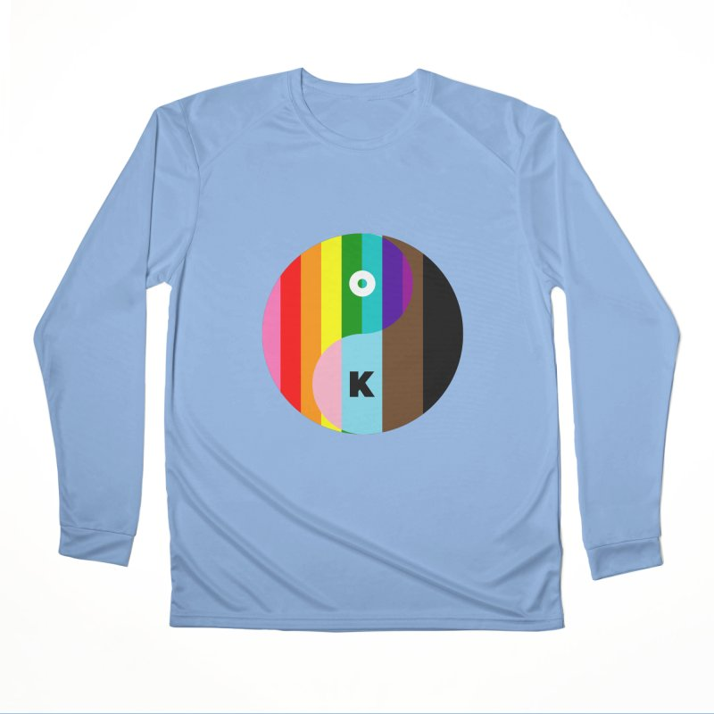 Equilibrium Men's Longsleeve T-Shirt by Quick Brown Fox