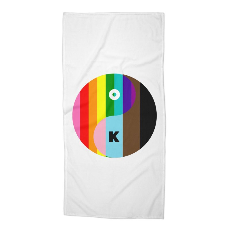 Equilibrium Accessories Beach Towel by Quick Brown Fox