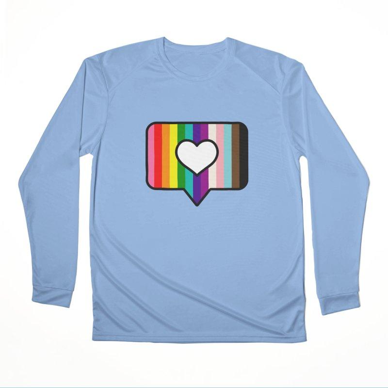 A Little Bit of Love Women's Longsleeve T-Shirt by Quick Brown Fox