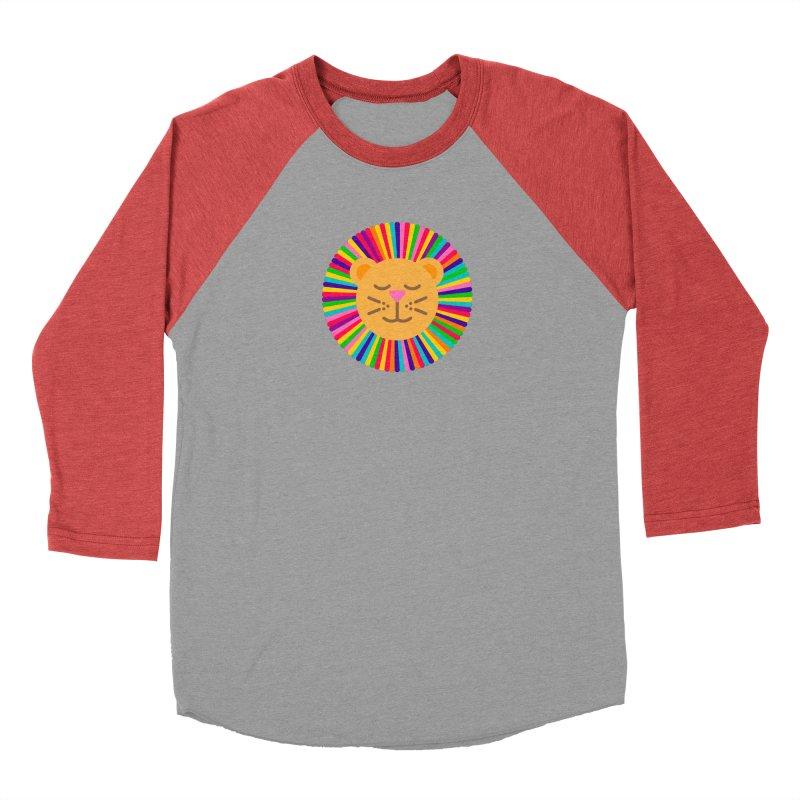 The Proudest Little Lion Men's Longsleeve T-Shirt by Quick Brown Fox