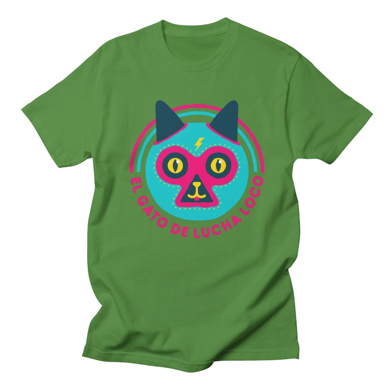 Luchadorable Women's Unisex T-Shirt by Quick Brown Fox