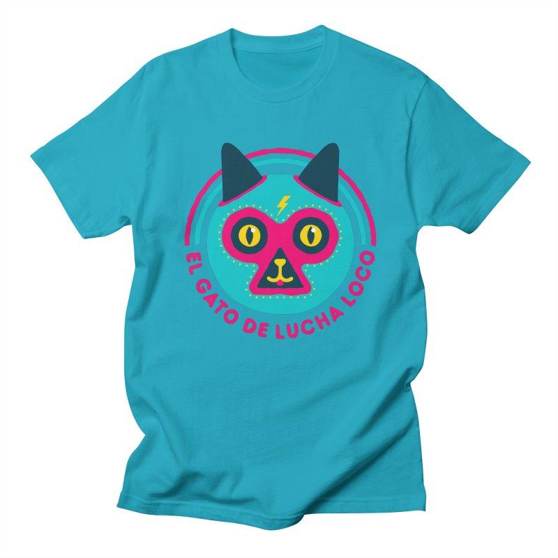 Luchadorable Women's Unisex T-Shirt by Quick Brown Fox