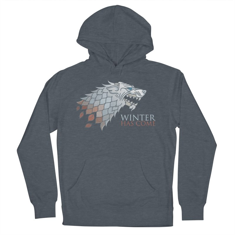 Winter Has Come Women's Pullover Hoody by Quick Brown Fox