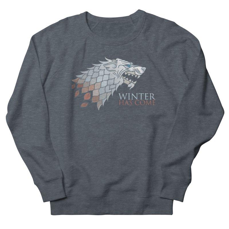 Winter Has Come Men's Sweatshirt by Quick Brown Fox