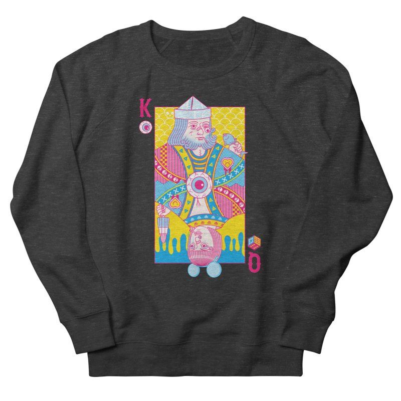 King of Nothing, Queen of Nowhere Women's Sweatshirt by Quick Brown Fox