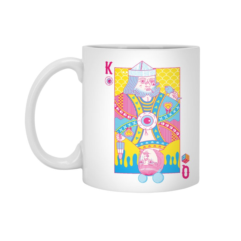 King of Nothing, Queen of Nowhere Accessories Mug by Quick Brown Fox