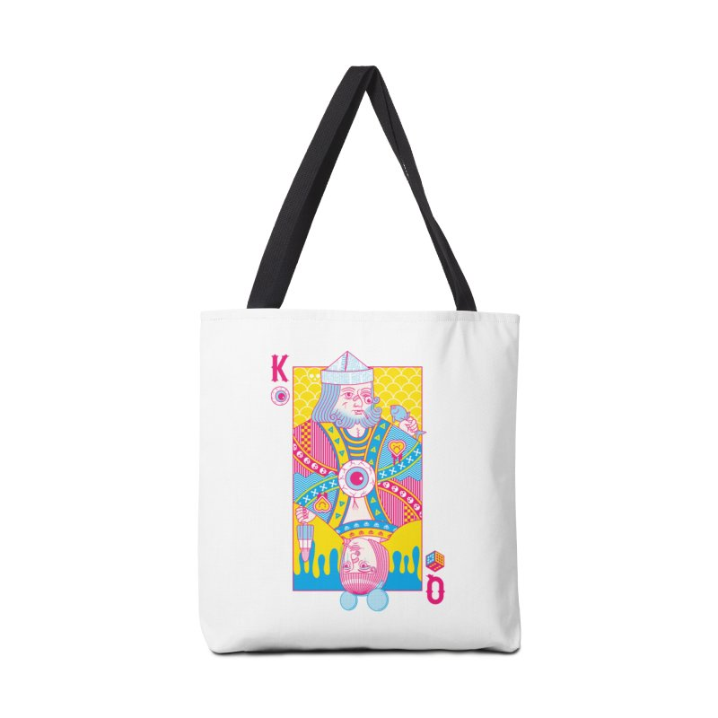 King of Nothing, Queen of Nowhere Accessories Tote Bag Bag by Quick Brown Fox