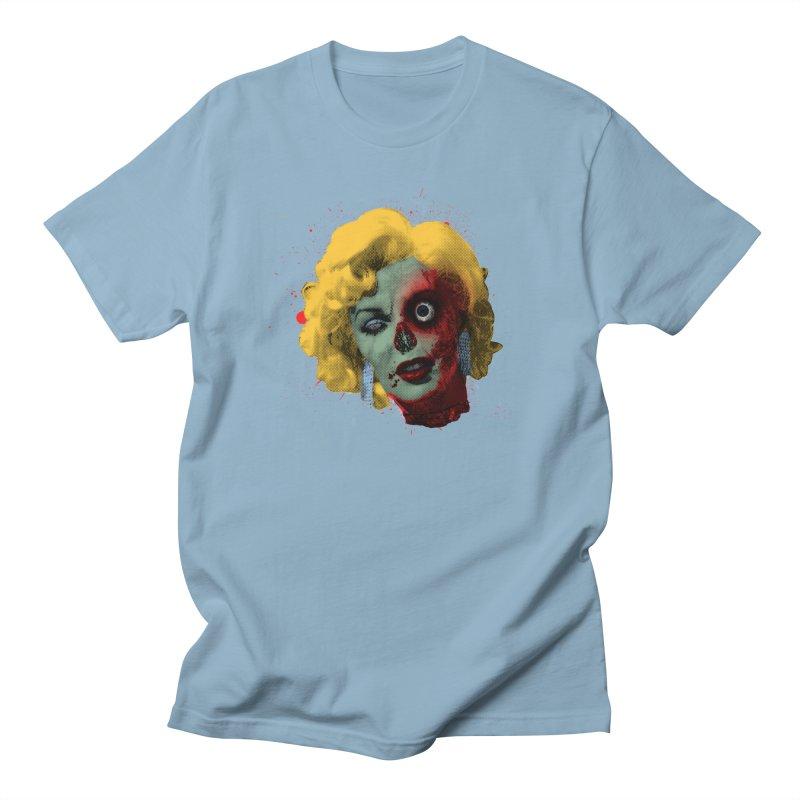 Gentlemen Prefer Zombs Women's Unisex T-Shirt by Quick Brown Fox