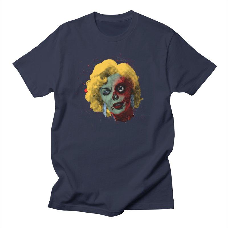 Gentlemen Prefer Zombs Women's Regular Unisex T-Shirt by Quick Brown Fox