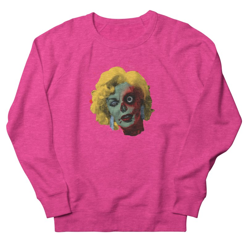 Gentlemen Prefer Zombs Women's Sweatshirt by Quick Brown Fox
