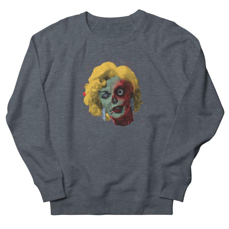 Gentlemen Prefer Zombs Men's Sweatshirt by Quick Brown Fox
