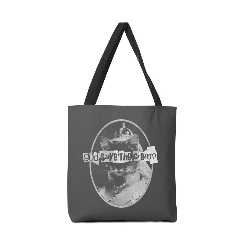 Never Mind the Furballs Accessories Tote Bag Bag by Quick Brown Fox