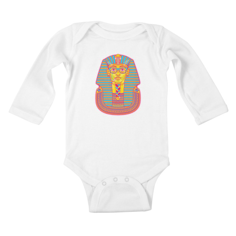 So Much to do, Such Little Time Kids Baby Longsleeve Bodysuit by Quick Brown Fox