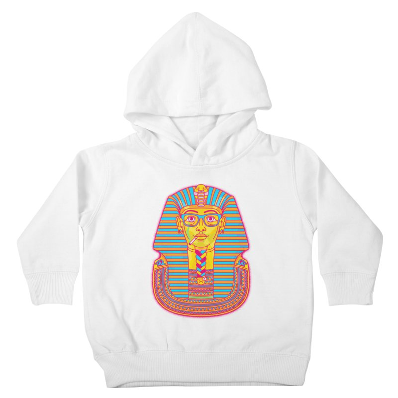 So Much to do, Such Little Time Kids Toddler Pullover Hoody by Quick Brown Fox