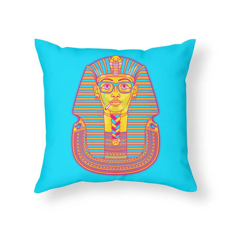 So Much to do, Such Little Time Home Throw Pillow by Quick Brown Fox