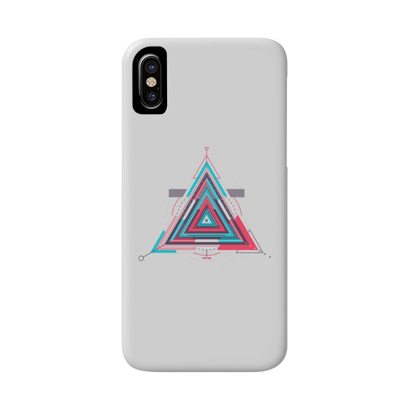 No Happy Endings Accessories Phone Case by Quick Brown Fox