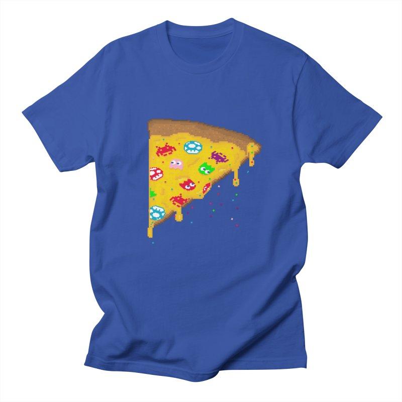 8-Bizza Men's Regular T-Shirt by Quick Brown Fox