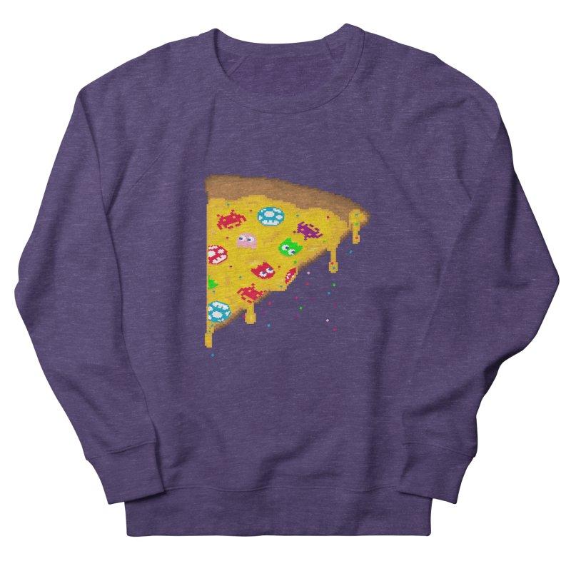 8-Bizza Women's French Terry Sweatshirt by Quick Brown Fox