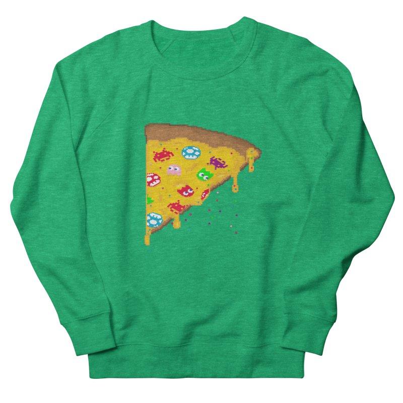 8-Bizza Men's Sweatshirt by Quick Brown Fox
