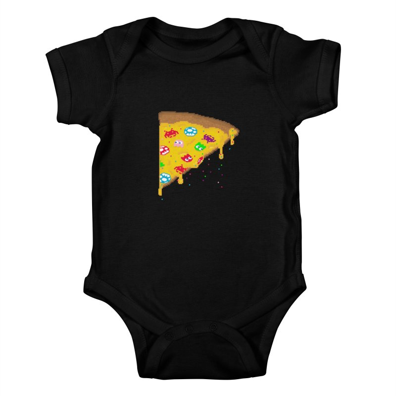 8-Bizza Kids Baby Bodysuit by Quick Brown Fox