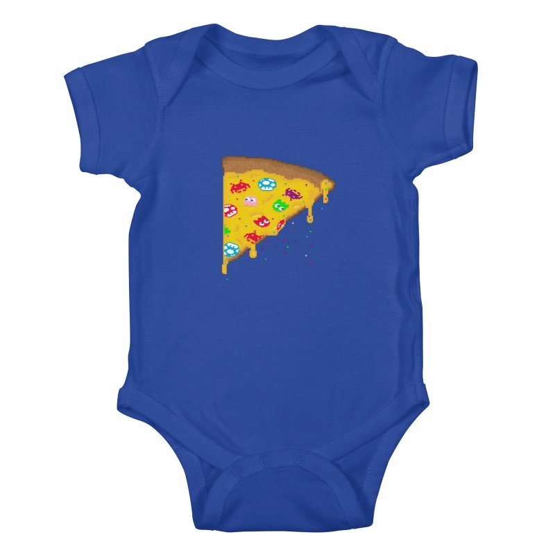 8-Bizza Kids Baby Bodysuit by Quick Brown Fox