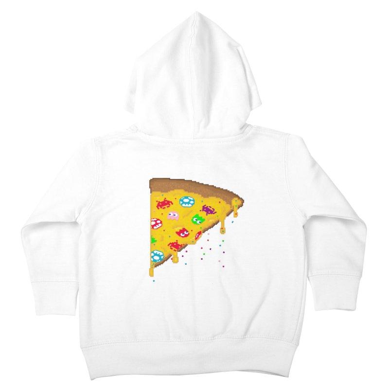 8-Bizza Kids Toddler Zip-Up Hoody by Quick Brown Fox