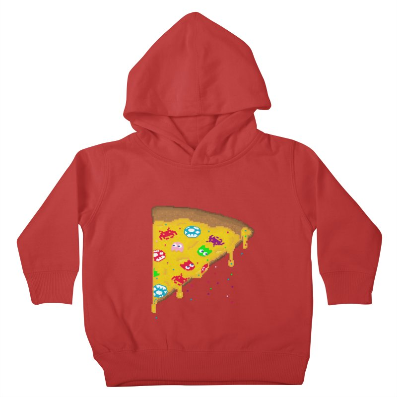 8-Bizza Kids Toddler Pullover Hoody by Quick Brown Fox